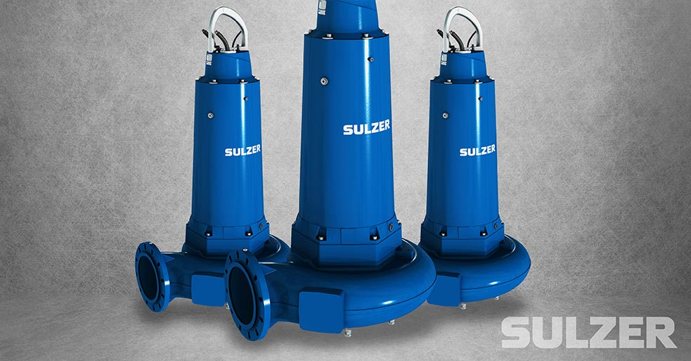Sulzer ABS Submersible Pumps