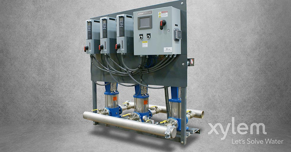 Xylem/Goulds pump and pumping solutions